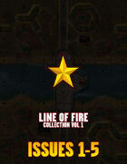 Line of Fire - The General's Collection I Issues #1 - #5