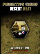 Desert Heat: Formation Deck