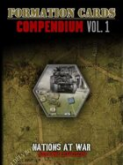 Nations at War Compendium Vol 1: Formation Deck