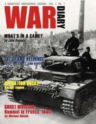 War Diary Magazine Vol. 1 No. 1