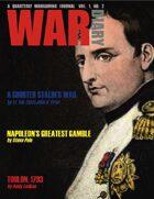 War Diary Magazine Vol. 1 No. 2