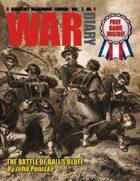 War Diary Magazine Vol. 2 No. 1
