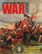 War Diary Magazine Vol. 2 No. 2