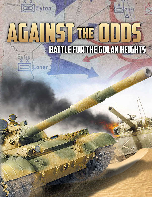 The Battle for the Golan Heights in the Yom Kippur War of ...