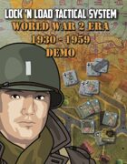Lock 'n Load Tactical World War 2 Era Demo 2nd Edition