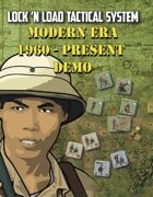 Lock 'n Load Tactical Modern 2 Era Demo 2nd Edition