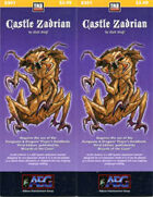 Cover of Castle Zadrian