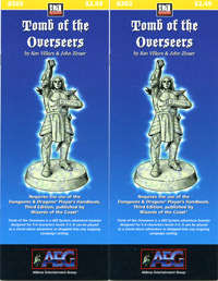 Cover of Tomb of the Overseers