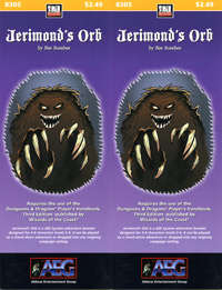 Cover of Jerimond's Orb
