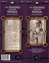 Cover of Daisho and the Ninja