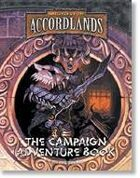 Warlords of the Accordlands: The Campaign Adventure Book