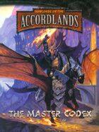 Warlords of the Accordlands: The Master Codex