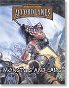 Warlords of the Accordlands: Monsters and Lairs