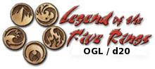 Legend of the Five Rings OGL / d20