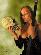 PFV: Dark Sorceress (Poster Sized Jpg)