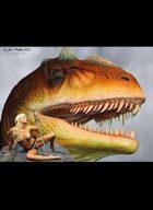 PFV: Dinosaur Dawn (Poster sized Jpg)