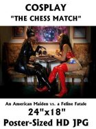 CosPlay: The Chess Match (Poster Sized HD Jpg)