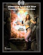 Dungeon & Castle Map Sample Collection