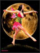 DunJon Poster JPG #4 (Fairy Under The Moon)