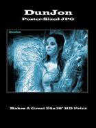 DunJon Poster JPG #8 (A Fairy Moment)