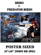 DunJon Poster JPG #40 (Predator Birds)