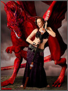DunJon Poster JPG #52 (Druid And The Dragon)