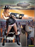DunJon Poster JPG #58 (Steam Punk Vixen)