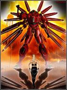 DunJon Poster JPG #67 (Wolverina vs. Mech)