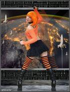 DunJon Poster JPG #94 (CW Orange World's End)