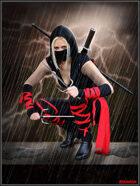 DunJon Poster JPG #99 (Ninja Storm)