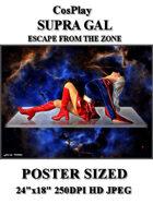 DunJon Poster JPG #101 (CosPlay Supra Gal)