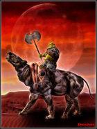 DunJon Poster JPG #110 (Orc Slaver)