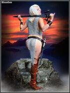 DunJon Poster JPG #126 (Elf At Sunset)