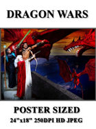 DunJon Poster JPG #127 (Epic Dragon Battle)