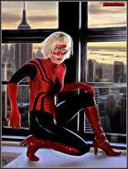 DunJon Poster JPG #130 (CosPlay: Window Spider )