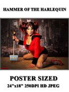 DunJon Poster JPG #135 (Hammer Of Harlequin )