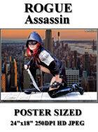 DunJon Poster JPG #136 (Rogue Assassin)