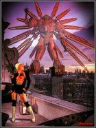 DunJon Poster JPG #147 (Mecha)