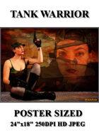 DunJon Poster JPG #148 (Tank Warrior)