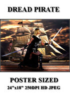 DunJon Poster JPG #151 (Dread Pirate)