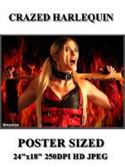 DunJon Poster JPG #157 (Crazed Harlequin)