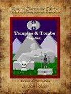 12 Temples & Tombs Map Set