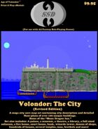 AoV: Volondor: The City