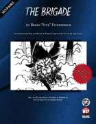 The Brigade - A Mazes & Perils Adventure