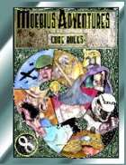 Moebius Adventures Core Rules