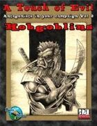 RDP: A Touch of Evil, Volume 2: Hobgoblins