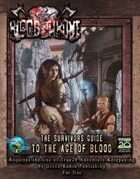 RDP: Blood Throne: The Survivor's Guide to the Age of Blood