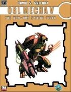 RDP: OGL Mecha 5: the UCM IM3 Strike Tiger