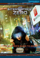 Interface Zero 3.0 Players Guide to 2095 (Pre-order)