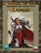 RDP: A Touch of Evil, Vol 1: Orcs